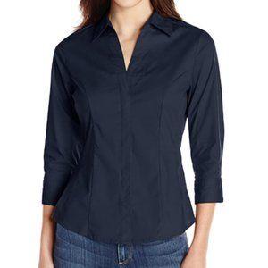 Women's Bella easy care woven shirt